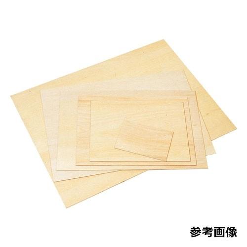 ベニヤ版(シナ材) 4倍判(450×600×5.5mm厚)