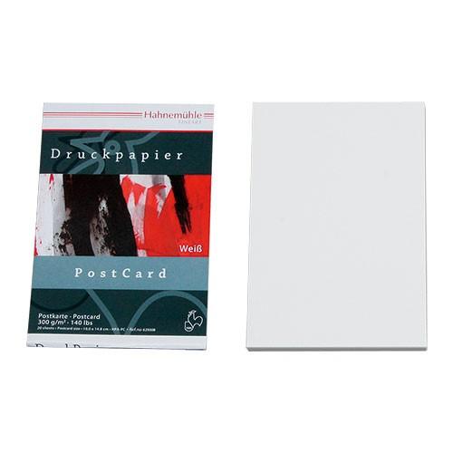 ポストカード ハーネミューレ ホワイト HPA-PC(5745)