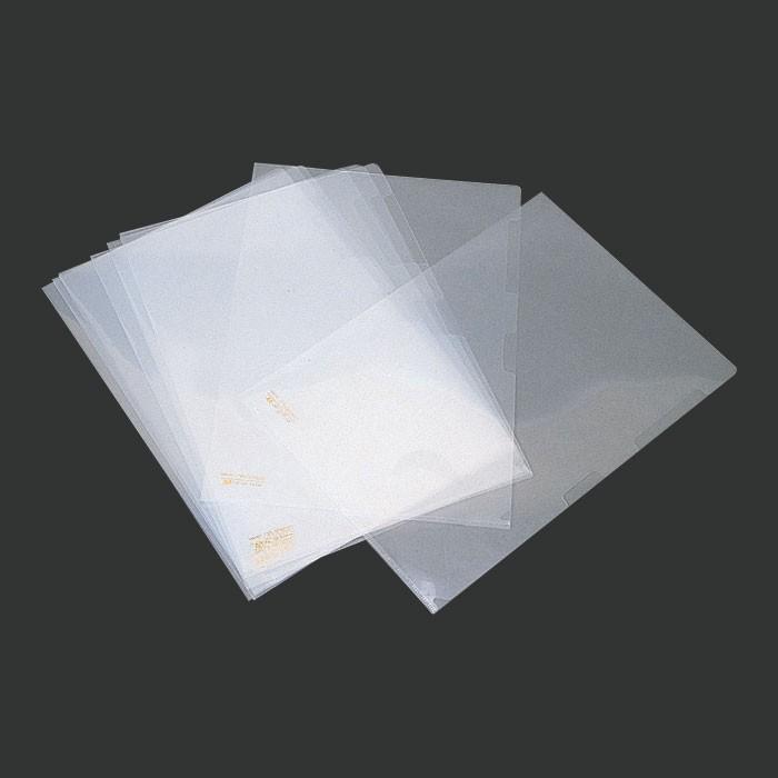 クリヤーホルダー A4透明(10枚組)