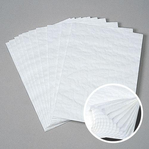ハニカムシート(でんぐり紙) 白(10枚入)