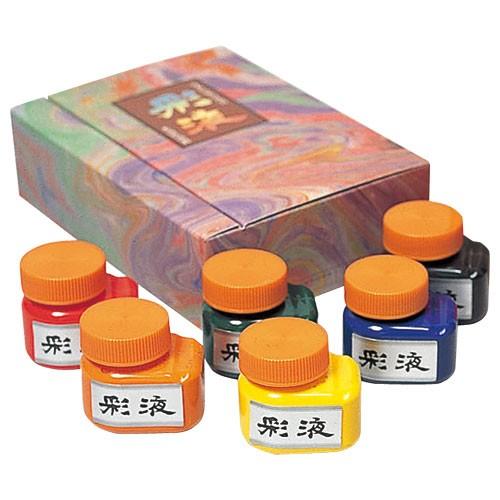 彩液 6色セット(70mL)