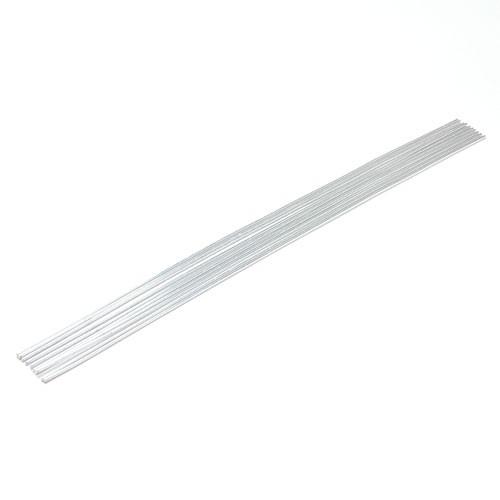 アルミ丸棒 10本組 Φ3×600mm