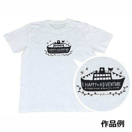 Tシャツ作品例
